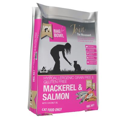 Meals For Meows MfM Grain Free Mackerel And Salmon Adult Dry Cat Food 9kg