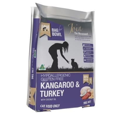 Meals For Meows MfM Kangaroo And Turkey With Brown Rice Adult Dry Cat Food 9kg