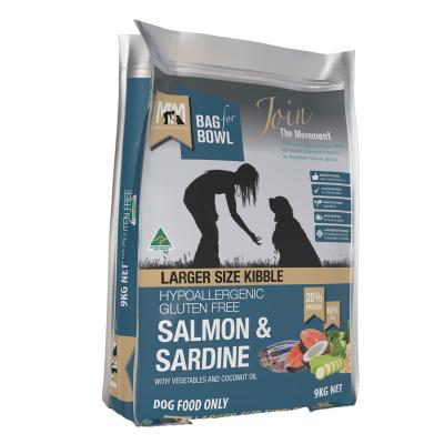 Meals For Mutts MfM Salmon And Sardine Large Kibble Adult Dry Dog Food 9kg