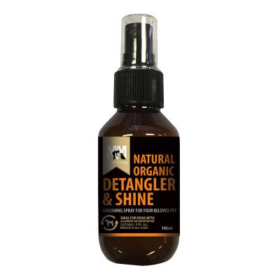 Meals for Mutts MfM Natural Organic Detangler And Shine Cologne Perfume Grooming Spray For Dogs 100ml