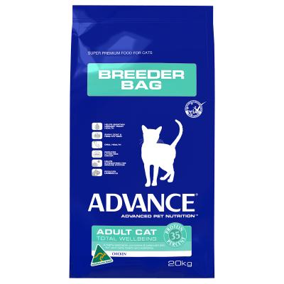 Advance Feline Adult Chicken Dry Cat Food 20kg