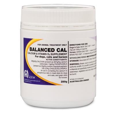 Mavlab Balanced Calcium Powder 250gm