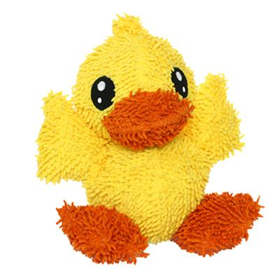Mighty JR Micro Ball Duck Soft Toy For Dogs