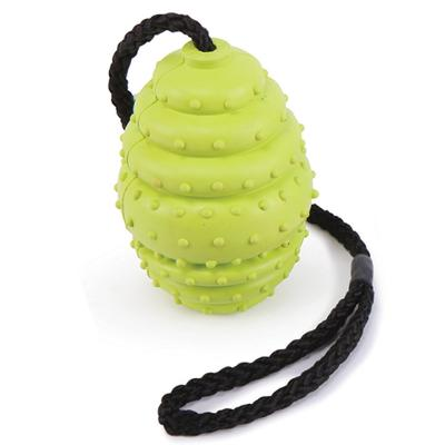 Kazoo Bounce And Treat With Rope Large Toy For Dogs