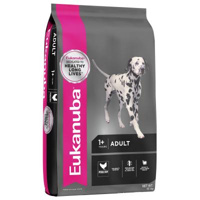 Eukanuba Medium Breed Adult Dry Dog Food 15kg