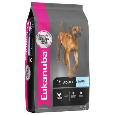 Eukanuba Large Breed Adult Dry Dog Food 15kg