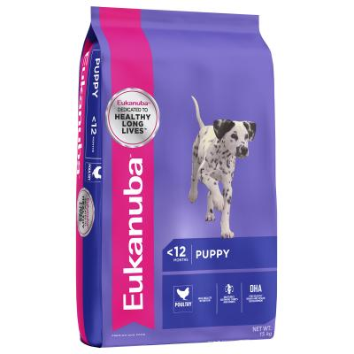 Eukanuba Medium Breed Puppy Dry Dog Food 15kg