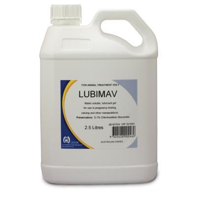 Mavlab Lubimav Lubricant Gel 2.5L