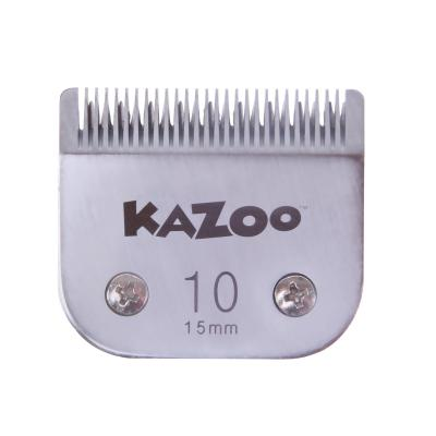 Kazoo Professional Series #10 Clipper Blade 1.5mm