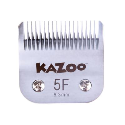 Kazoo Professional Series #5F Clipper Blade 6.3mm