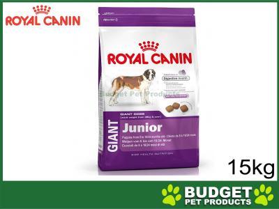 royal canin k9 dry giant for junior dogs 15kg. Black Bedroom Furniture Sets. Home Design Ideas