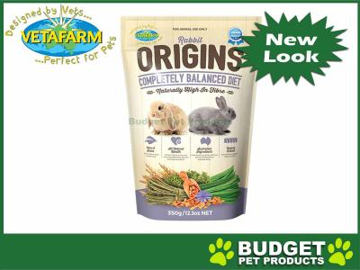 Rabbit Origins Vetafarm 350gm