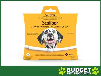 Scalibor Tick Collar For Dogs (Protector Band)