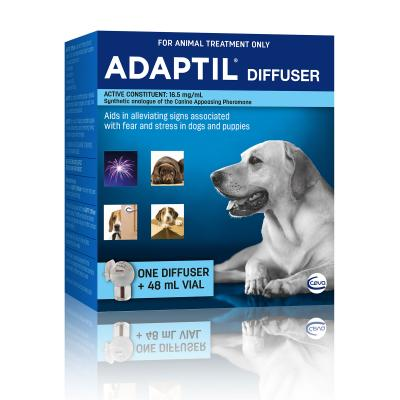 Adaptil For Dogs Appeasing Pheromone - Set