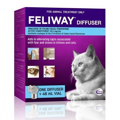 Feliway Diffuser Set For Cats