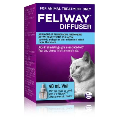 Feliway Diffuser Refill For Cats 48ml