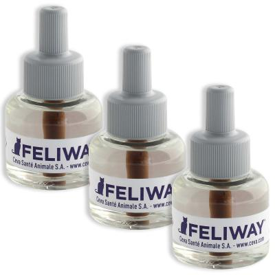Feliway Diffuser Refill For Cats 48ml x 3