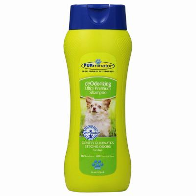 Furminator Ultra Premium DeOdourising Shampoo For Dogs 473ml