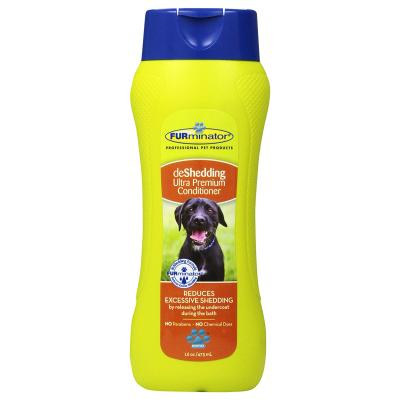 Furminator Ultra Premium DeShedding Conditioner For Dogs 473ml
