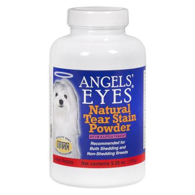 Angels Eyes Natural Tear Stain Prevention Powder For Dogs And Cats 150g