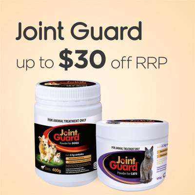 Joint Guard Up To $30 Off RRP