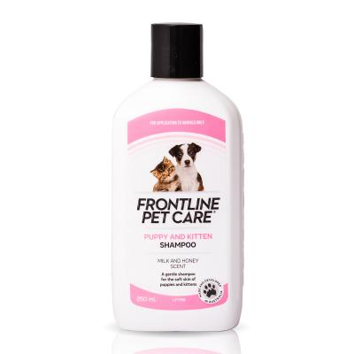 Frontline Pet Care Puppy Kitten Shampoo For Dogs And Cats 250ml