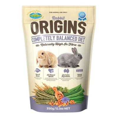 Vetafarm Rabbit Origins Balanced Diet Food For Rabbits 350gm