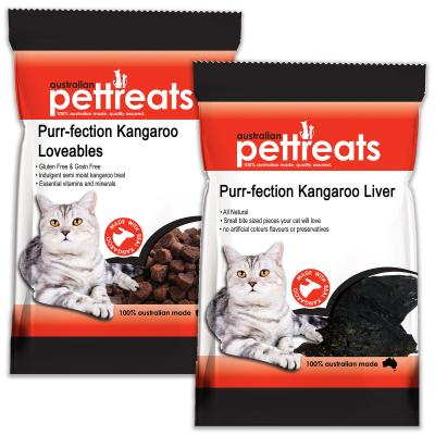 Australian Pettreats Purr-fection Roo Too Treats Pack For Cats