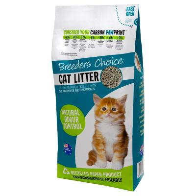 Breeders Choice Litter For Cats 30 litre