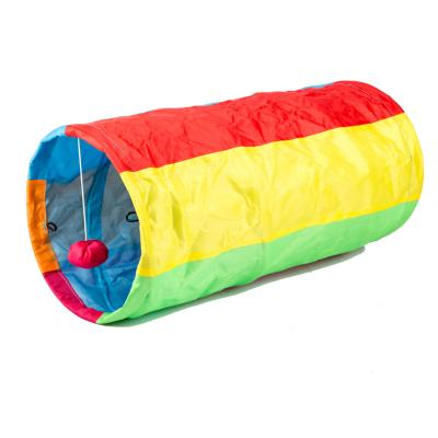 Trouble & Trix Bliss Adventure Play Tunnel Catnip Toy For Cats 90cm