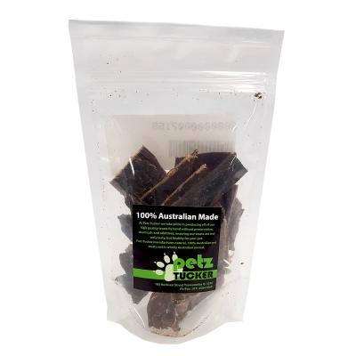 Petz Tucker Roo Jerky Treats For Dogs 100gm