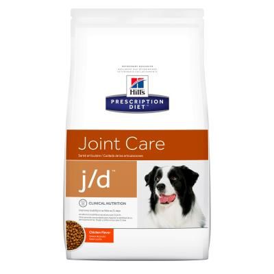 Hills Prescription Diet Canine j/d Dry Dog Food 3.85kg (8620) New Formula