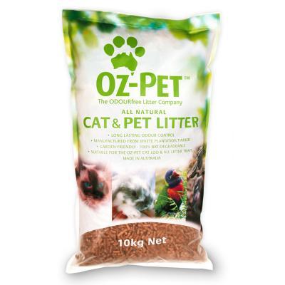 Oz-pet Cat Litter 10kg