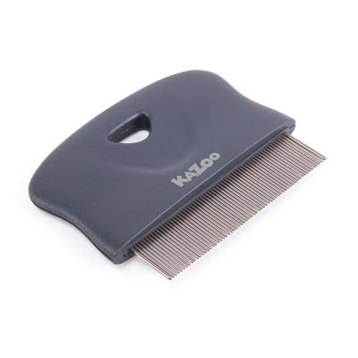 Kazoo Grooming Fine Tooth Mini Flea Comb For Dogs