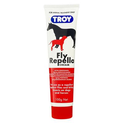 Troy Fly Repella Cream For Dogs and Horses 100gm