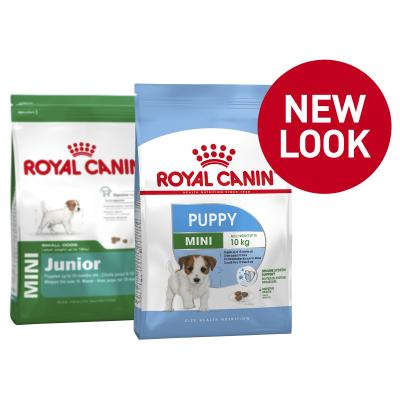 Royal Canin Mini Puppy/Junior Dry Dog Food 8kg