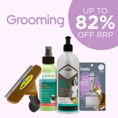 Grooming Up To 82% Off RRP