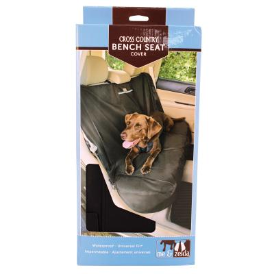 Me & Zelda Universal Fit Adjustable Back Bench Seat Car Cover