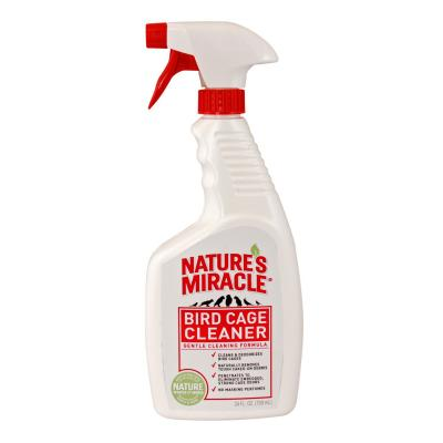 Natures Miracle Bird Cage Cleaner 709ml