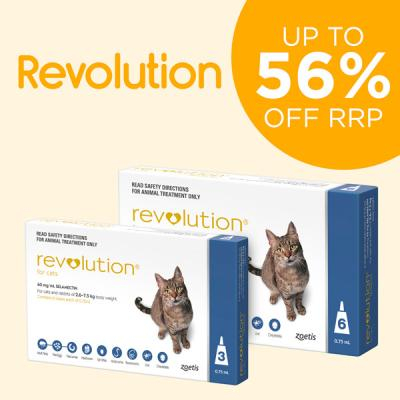 Revolution Cat Up To 56% Off RRP
