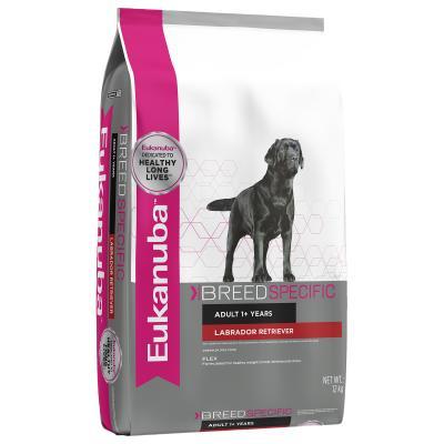 Eukanuba Labrador Retriever Adult Dry Dog Food 12kg