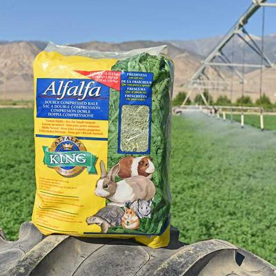 Alfalfa King Alfalfa Hay For Small Animals 454gm