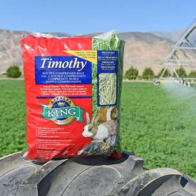 Alfalfa King Timothy Hay For Small Animals 454gm
