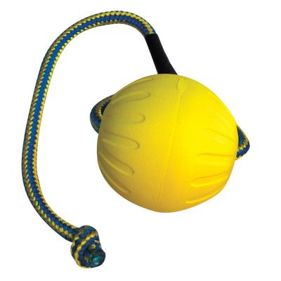 Starmark Swing n' Fling DuraFoam Fetch Ball Large Toy For Dogs