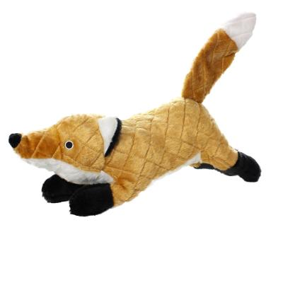 Mighty Massive Nature Fox Soft Toy For Dogs
