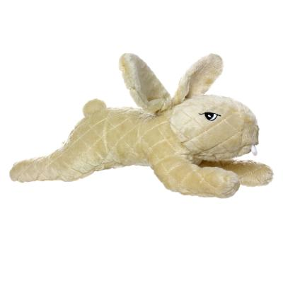 Mighty Massive Nature Rabbit Brown Soft Toy For Dogs
