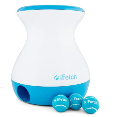 iFetch Frenzy Ball Launch And Fetch Toy For Small Dogs