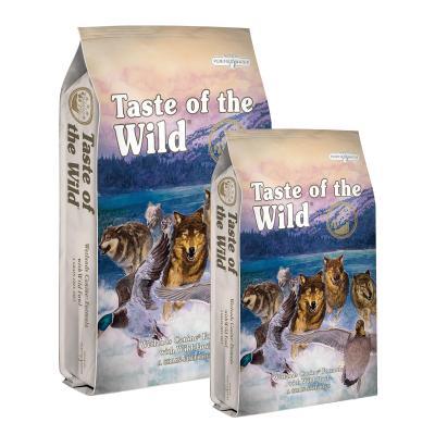 Taste of the Wild Grain Free Wetlands Roasted Fowl Adult Dry Dog Food 19kg
