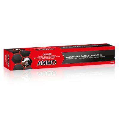 AMMO Allwormer Broad Spectrum And Bot Paste For Horses 32.5gm