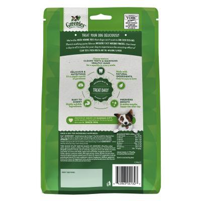 Greenies Dental Treats Original Teenie For Dogs 2-7kg (65 Treats) 510gm Mega Pack